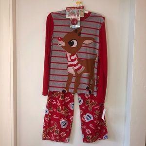 Rudolph Christmas Pajamas
